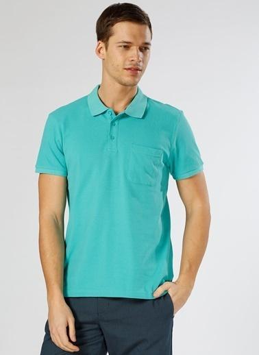 Limon Company Polo Yaka Tişört Yeşil